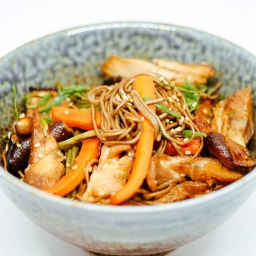 Cocina Japonesa Caliente